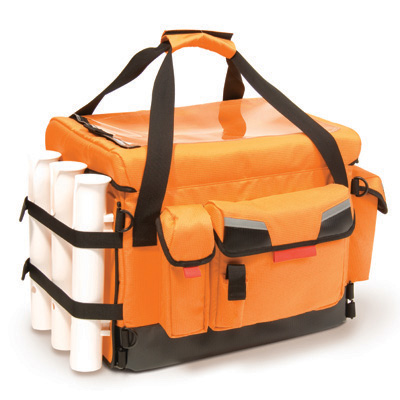 Cratepak max kayak fishing tackle bag for Kayak fish bag